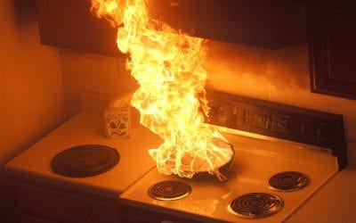 5 Tips for Home Fire Safety