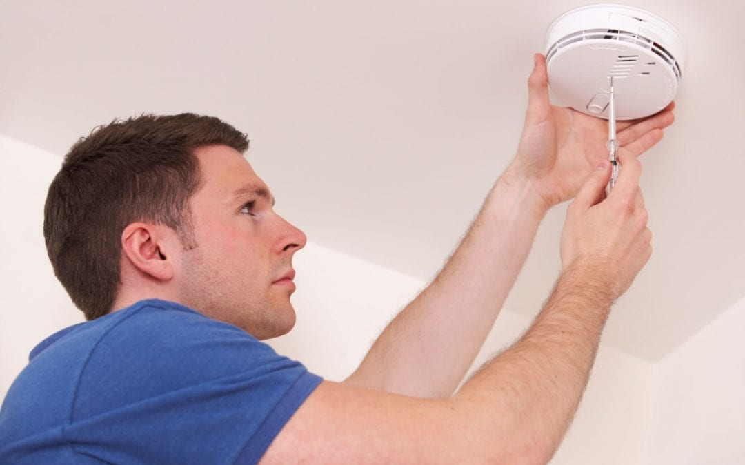 homeowners need to know how to test the smoke detectors